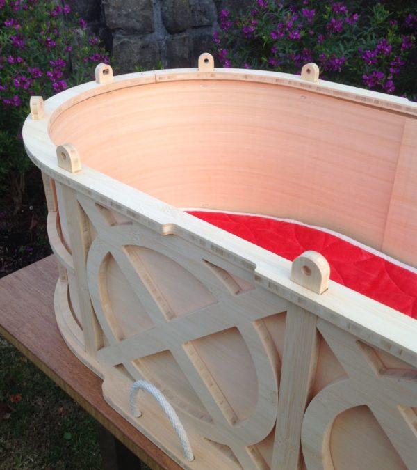 bamboo Lumeah Casket